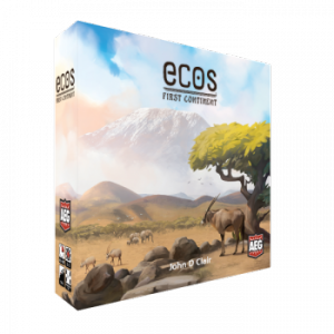 Ecos: The First Continent (gra planszowa)