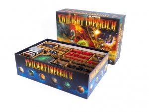 Insert  do gry Twilight Imperium (e-Raptor)