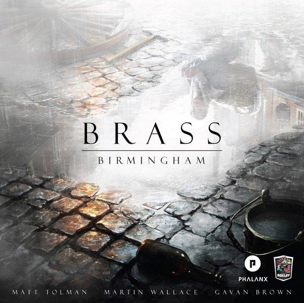 Brass: Birmingham PL - przedsprzedaż