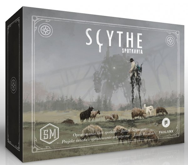 Scythe - spotkania (dodatek)