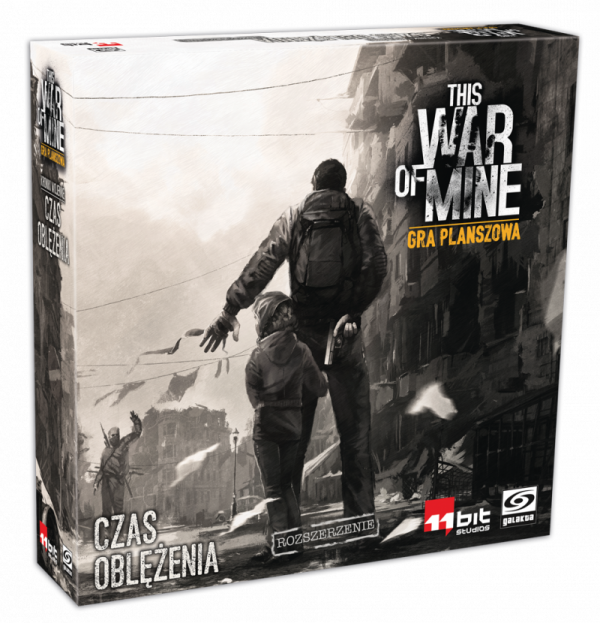 This War of Mine: Czas oblężenia (dodatek)