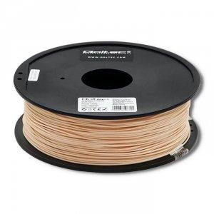Filament Qoltec do druku 3D | ABS PRO | 1,75mm | 1kg | Skin