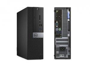 DELL KOMPUTER OPTIPLEX 7050 SFF i5-6500 16GB SSD512GB NVMe WIN10 - Poleasingowy