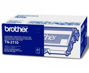 Toner Brother TN-2110 Black, 1500 str.