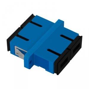 Adapter światłowodowy Qoltec SC/UPC duplex SingleMode
