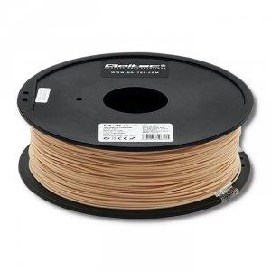 Filament Qoltec do druku 3D | PLA PRO | 1,75mm | 1kg | Skin