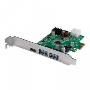 Kontroler USB3.2 LogiLink PC0090 PCIe 2x USB 3.0 & USB-C