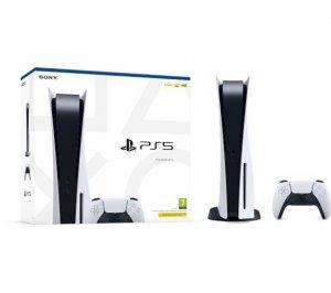 SONY PlayStation PS5 z napędem dodatkowy pad DualSense