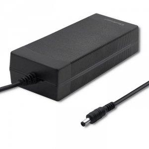 Zasilacz sieciowy Qoltec desktopowy 96W | 24V | 4A | 5.5*2.5 | + kabel zasilający