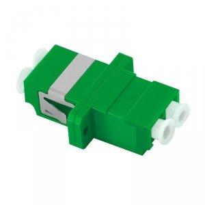 Adapter światłowodowy Qoltec LC/APC duplex SingleMode
