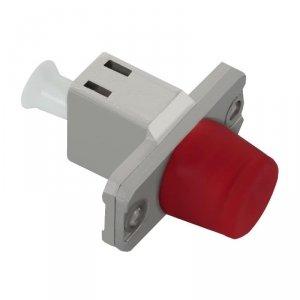 Adapter światłowodowy hybrydowy Qoltec LC/UPC-FC/UPC simplex SingleMode