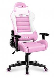Fotel gamingowy dla dziecka Huzaro Ranger 6.0 Pink