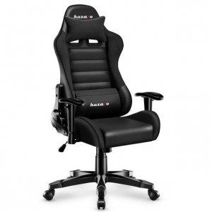 Fotel gamingowy dla dziecka Huzaro Ranger 6.0 Black