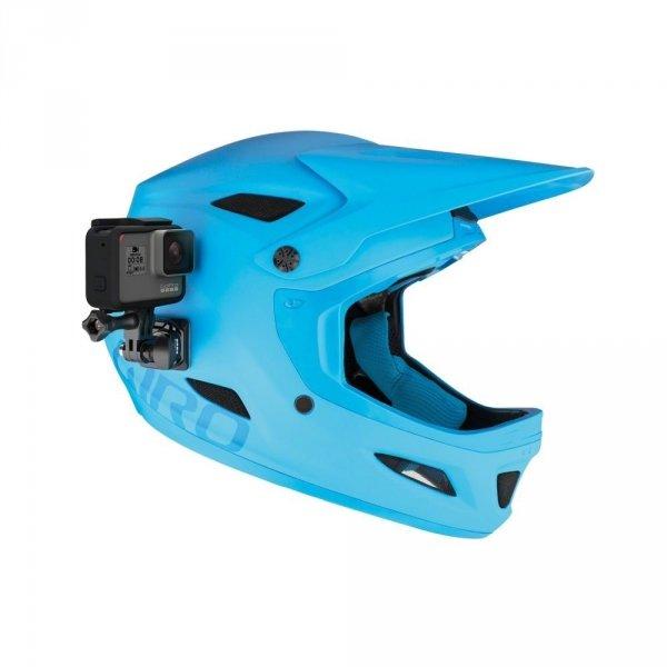 GoPro helmet front/side mount
