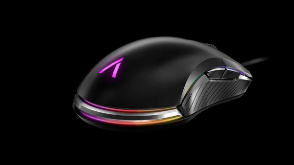 AZIO ATOM - myszka dla graczy z podświetleniem RGB