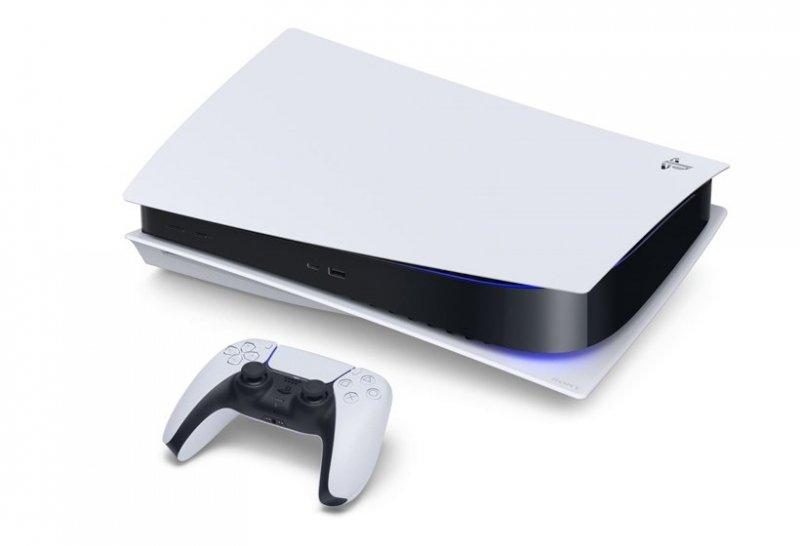 SONY PlayStation PS5 z napędem Blu-Ray + 4 gry
