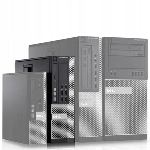 DELL komputer OPTIPLEX 9020 i5-4570 8GB SSD256GB WIN10PRO