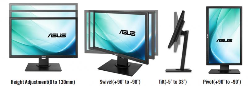 "Monitor Asus 21,5"" BE229QLB VGA DVI DP głośniki POLEASINGOWY"