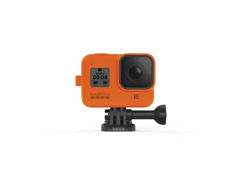 GoPro Sleeve + Lanyard do HERO 8 Black - silikonowa obudowa pomarańczowa