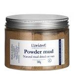 POWER OF MINERALS - Dead Sea black mud, sun dried 500 g