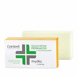 SOAP WITH SULFUR - for acne