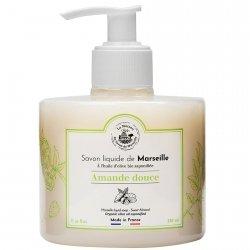 MARSEILLE LIQUID SOAP -  Sweet almonds