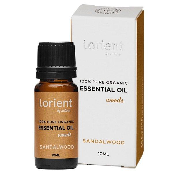 DRZEWO SANDAŁOWE olejek eteryczny