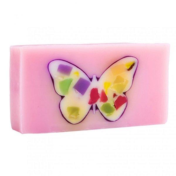 Mydło glicerynowe motyl owocowy