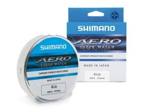 Shimano Aero Super Match 0,20 6lbs