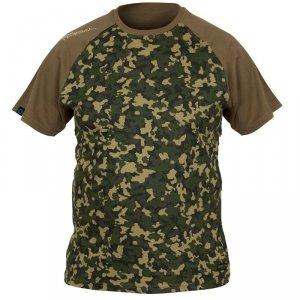 SHIMANO T-Shirt Tribal Tactical Wear Camo XL