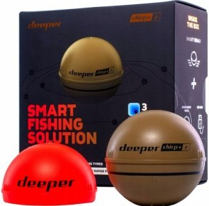 NOWY! Deeper Smart Sonar CHIRP+ 2