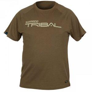 SHIMANO T-Shirt Tribal Tactical Wear M