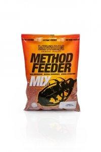 MIVARDI Zanęta Method Feeder CHERRY & FISH PROTEIN