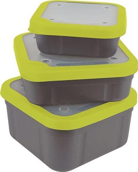 GBT015 Matrix Grey/Lime Bait Boxes 3.3 1,87L