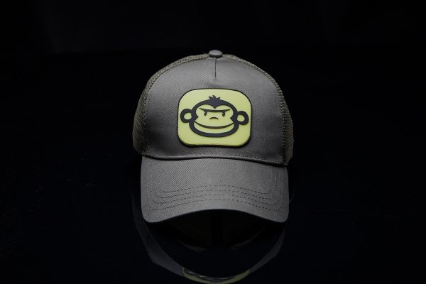 Czapka RidgeMonkey Trucker Cap Green