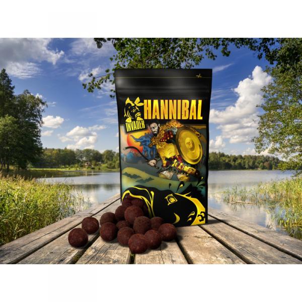 Kulki zanętowe Invader Hannibal 1kg