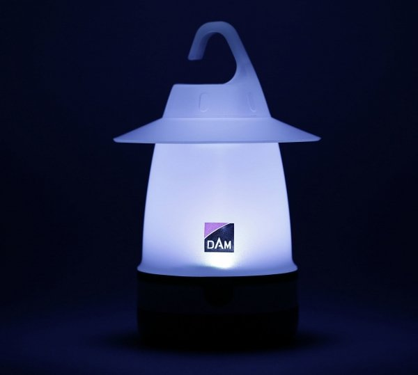 WODOODPORNA LAMPA BIWAKOWA DAM 55984