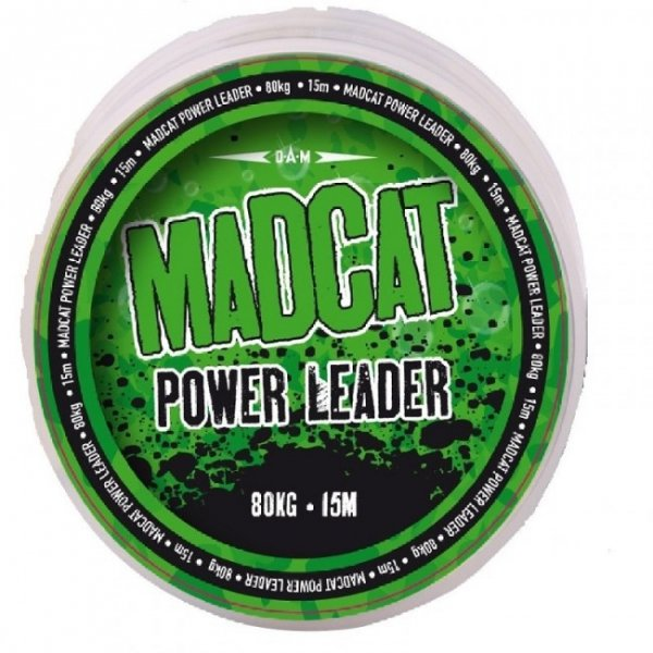 3795130 MadCat Power Leader 130kg 15m