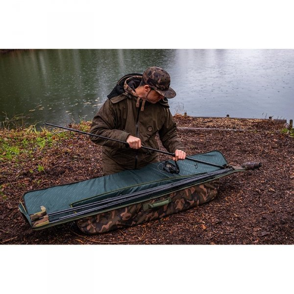 CLU401 Fox Camolite 10ft 2+2 Rod Case