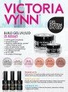 No.06 Ciemno-różowy kryjący żel budujący 50ml Victoria Vynn Cover Blush