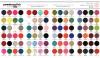 Cuccio manicure tytanowy - 5608 DIP SYTEM PUDER Fuchsia Rainbow Mica 14 G