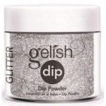 Puder do manicure tytanowego - GELISH DIP  - Time To Shine  23g (1610065)
