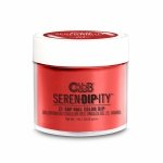 Color Club puder do tytanowego 28g - SERENDIPITY Cadillac Red