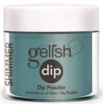 Puder do manicure tytanowego kolor Stop, Shop & Roll DIP 23g GELISH (1610088)