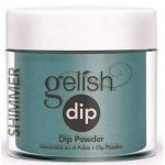 Puder do manicure tytanowego kolor Stop, Shop & Roll DIP 23g GELISH (1610088)