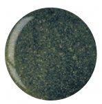 Puder do  manicure tytanowy - Cuccio Dip - Green Glitter Blue (5593) 14g