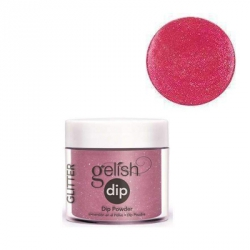 Puder do manicure tytanowy - GELISH DIP - High Bridge 23 g - (1610820)