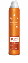 SPRAY NA SŁOŃCE SPF 15+ - RILASTIL 200ML