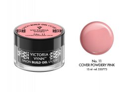 No.11  żel budujący 15ml Victoria Vynn Cover Powdery Pink