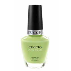 Cuccio 6103 Lakier do paznokci 13 ml In the Key  of Lime